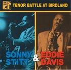 SONNY STITT Sonny Stitt & Eddie Davis : Tenor Battle At Birdland album cover