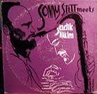 SONNY STITT Sonny Stitt Meets Sadik Hakim album cover