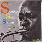 SONNY STITT Sonny Stitt Swings The Most album cover