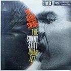 SONNY STITT The Hard Swing album cover