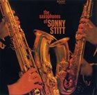 SONNY STITT The Saxophones of Sonny Stitt album cover