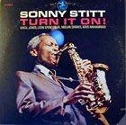 SONNY STITT Turn It On! album cover