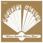 SONNY STITT When Sonny Blows Blue album cover
