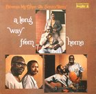 SONNY TERRY & BROWNIE MCGHEE A Long Way From Home album cover