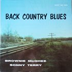 SONNY TERRY & BROWNIE MCGHEE Back Country Blues album cover