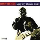 SONNY TERRY & BROWNIE MCGHEE Blowin' The Fuses album cover