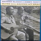 SONNY TERRY & BROWNIE MCGHEE Blues All Around My Head album cover