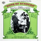 SONNY TERRY & BROWNIE MCGHEE Book Of Numbers Original Motion Picture Soundtrack Recording album cover