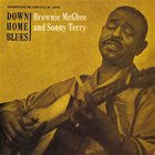 SONNY TERRY & BROWNIE MCGHEE Down Home Blues (1960) album cover