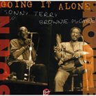SONNY TERRY & BROWNIE MCGHEE Going It Alone album cover