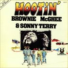 SONNY TERRY & BROWNIE MCGHEE Hootin' album cover