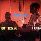 SONNY TERRY & BROWNIE MCGHEE In London album cover