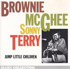 SONNY TERRY & BROWNIE MCGHEE Jump Little Children album cover