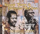 SONNY TERRY & BROWNIE MCGHEE Pawnshop Blues : Twenty Classic Early Recordings album cover