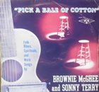 SONNY TERRY & BROWNIE MCGHEE Pick A Bale Of Cotton album cover