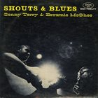 SONNY TERRY & BROWNIE MCGHEE Shouts & Blues album cover