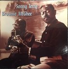 SONNY TERRY & BROWNIE MCGHEE Sonny Terry And Brownie McGhee album cover
