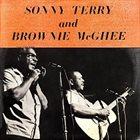 SONNY TERRY & BROWNIE MCGHEE Sonny Terry & Brownie McGhee album cover