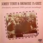 SONNY TERRY & BROWNIE MCGHEE The 1958 London Sessions album cover
