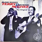 SONNY TERRY & BROWNIE MCGHEE The Original album cover