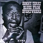 SONNY TERRY Blues From Everywhere album cover