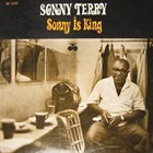 SONNY TERRY Sonny Is King album cover