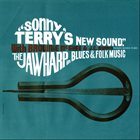 SONNY TERRY Sonny Terry's New Sound: The Jawharp In Blues & Folk Music album cover