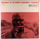 SONNY TERRY Sonny's Story album cover