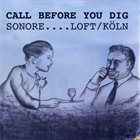 SONORE Call Before You Dig album cover