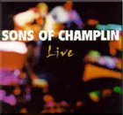 SONS OF CHAMPLIN Sons of Champlin-Live album cover