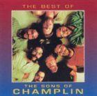 SONS OF CHAMPLIN The Best Of album cover