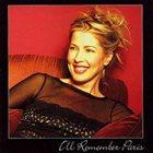 SONY HOLLAND I'll Remember Paris album cover