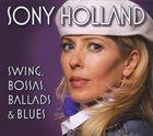 SONY HOLLAND Swing, Bossas, Ballads & Blues album cover