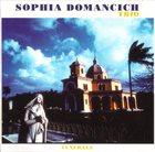 SOPHIA DOMANCICH Funerals album cover