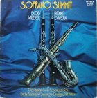 SOPRANO SUMMIT / SUMMIT REUNION Bob Wilber & Kenny Davern: Soprano Summit album cover