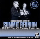 SOPRANO SUMMIT / SUMMIT REUNION Summit Reunion: Recorded Live in Hamburg 1994 album cover