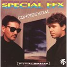 SPECIAL EFX Confidential album cover
