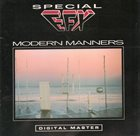 SPECIAL EFX Modern Manners album cover