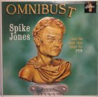 SPIKE JONES Omnibust album cover