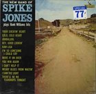 SPIKE JONES The New Band Of Spike Jones Plays Hank Williams Hits album cover