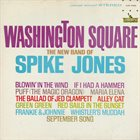 SPIKE JONES Washington Square album cover