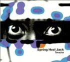SPRING HEEL JACK Treader album cover