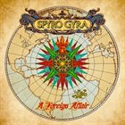 SPYRO GYRA A Foreign Affair album cover
