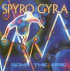 SPYRO GYRA Down the Wire album cover