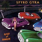 SPYRO GYRA Rites of Summer album cover