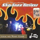 ST. PETERSBURG SKA-JAZZ REVIEW Live At Red Club album cover