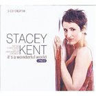 STACEY KENT It's A Wonderful World album cover