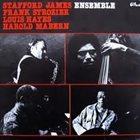 STAFFORD JAMES Stafford James Ensemble album cover