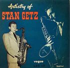 STAN GETZ Artistry Of... album cover