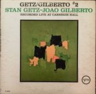 STAN GETZ Getz / Gilberto #2 album cover